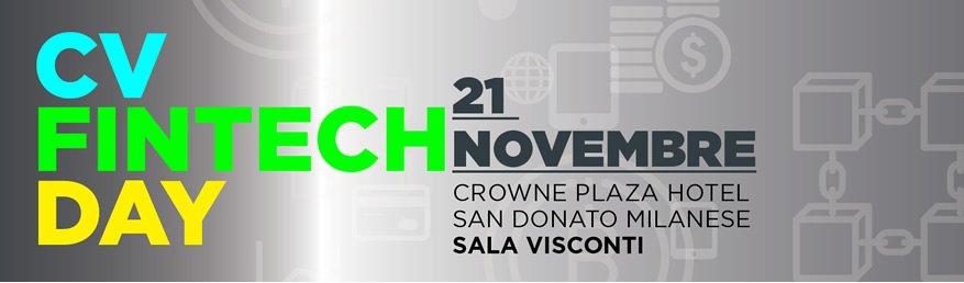 Credit Village lancia il CVFINTECHDAY: focus della giornata il WealthTech e l'InsurTech